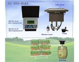 Rain Tank Irrigation Controller with Moisture Sensor & Pump