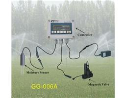 Moisture controlled Auto Irrigation Controller