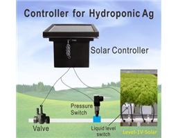 Solar powered single level controller