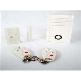 3 Zone Wirelss AC Simple Alarm System