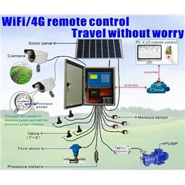 WIFI/3G/4G General Irrigation Controller
