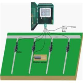 Solar Powered Moisture Based/Timer Auto Irrigation System