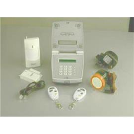 Wireless Dial Out/LCD Alarm System